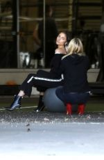 OLIVIA CULPO for Her Latest Capsule Collection at a Gym in Los Angeles 02/19/2018