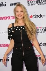 OLIVIA DEEBLE at Bachelor of the Year Award in Sydney 02/22/2018