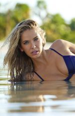 OLIVIA JORDAN in Sports Illustrated Swimsuit Issue 2018