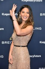 OLIVIA MUNN at Breitling Global Roadshow Event in New York 02/22/2018