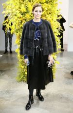 OLIVIA PALERMO at Jason Wu Fashion Show at NYFW in New York 02/09/2018
