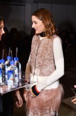 OLIVIA PALEROM at Fiji Water at Self Portrait Show at New York Fashion Week 02/10/2018