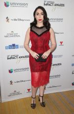 OLIVIA SANDOVAL at Impact Awards 2018 in Los Angeles 02/23/2018