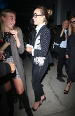 OLIVIA WILDE at Mr. Chow