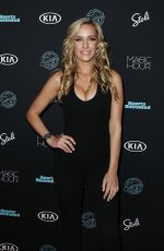 PAIGE SPIRANAC at Sports Illustrated Swimsuit Issue 2018 Launch in New York 02/14/2018
