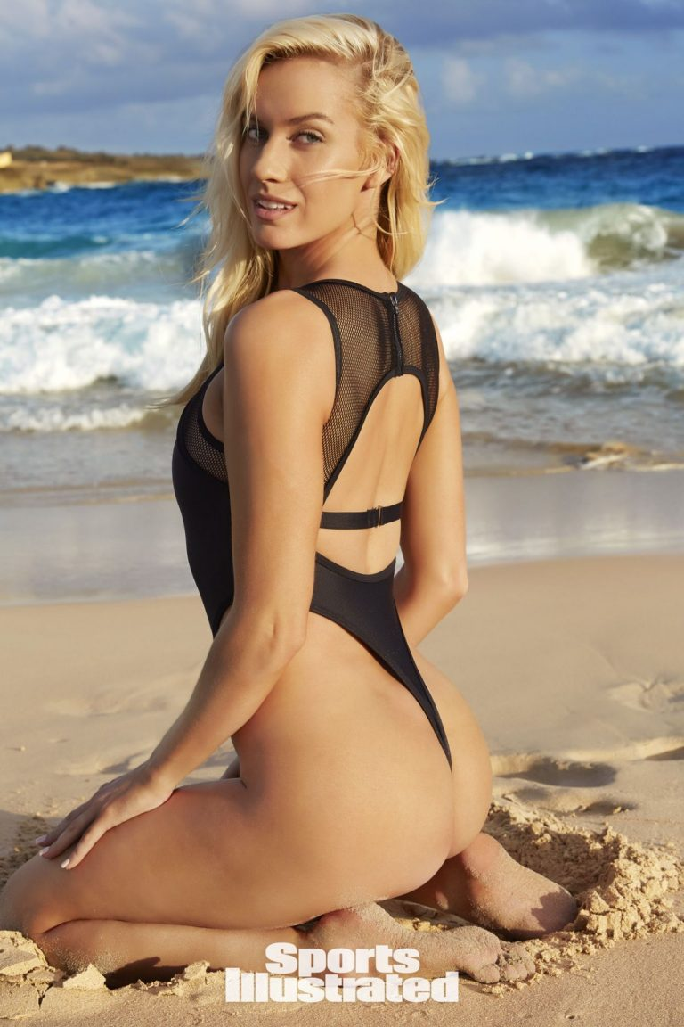 Paige Spirinac Goes Topless For SI Swimsuit and The Sports