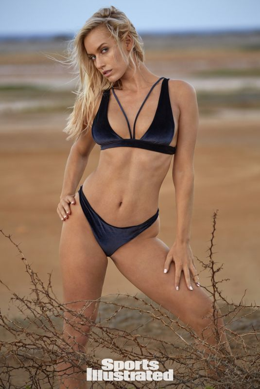 PAIGE SPIRANAC in Sports Illustrated Swimsuit 2018 Issue