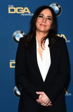 PAMELA ADLON at 2018 Directors Guild Awards in Los Angeles 02/03/2018
