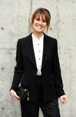 PAOLA CORTELLESI at Giorgio Armani Show at Milan Fashion Week 02/24/2017