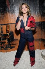 PARIS JACKSON at Calvin Klein Fashion Show at NYFW in New York 02/13/2018
