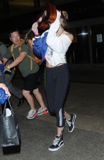 PARIS JACKSON at LAX Airport in Los Angeles 02/20/2018
