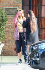 PARIS JACKSON Out and About in New York 02/15/2018