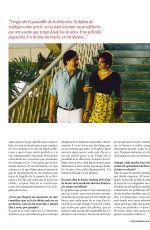 PENELOPE CRUZ in La Vanguardia Magazine, March 2018