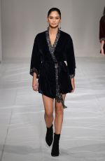 PIA ALONZO WURTZBACH at Sherri Hill Fashion Show in new York 02/09/2018