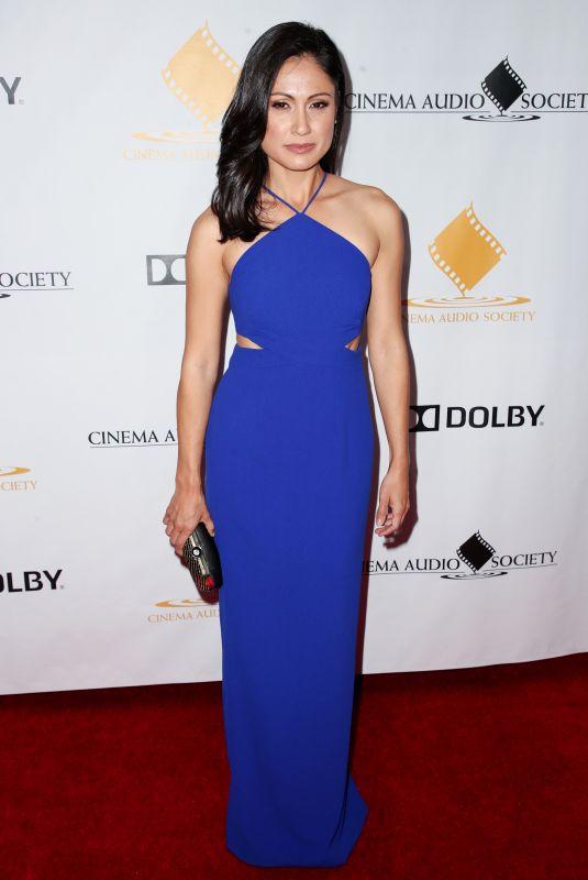 PILAR HOLLAND at Cinema Audio Society Awards 2018 in Los Angeles 02/24/2018