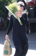 PINK Shopping at Whole Foods in Brentwood 02/09/2018