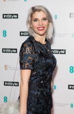 PIPS TAYLOR at Instyle EE Rising Star Baftas Pre-party in London 02/06/2018