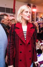 POPPY DELEVINGNE at Frame Fifth Anniversary Dinner in New York 02/10/2018