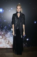 POPPY DELEVINGNE at Zadig & Voltaire Show at New York Fashion Week 02/12/2018