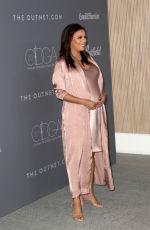 Pregnant EVA LONGORIA at Costume Designer Guild Awards 2018 in Beverly Hills 02/20/2018