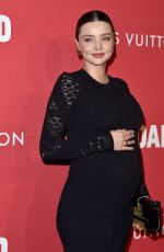 Pregnant MIRANDA KERR at Broad and Louis Vuitton Celebrate Jasper Johns Something Resembling Truth in Los Angeles 02/08/2018