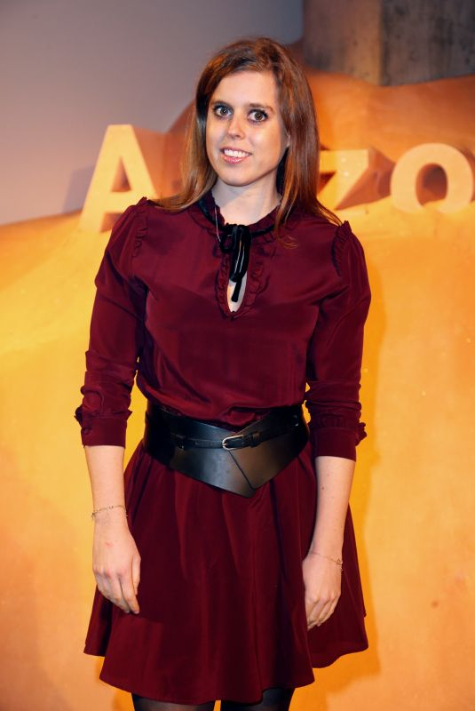 PRINCESS BEATRICE at Proenza Schouler Fragrance Party at New York Fashion Week 02/10/2018