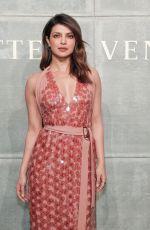 PRIYANKA CHOPRA at Bottega Veneta Show at New York Fashion Week 02/09/2018