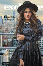 PRIYANKA CHOPRA in Filmfare Magazine, February 2018