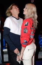 PYPER AMERICA at Tommy Hilfiger Fashion Show in Milan 02/25/2018
