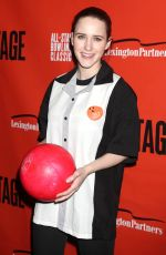 RACHEL BROSNAHAN at 31st Annual All-star Bowling Classic in New York 02/12/2018
