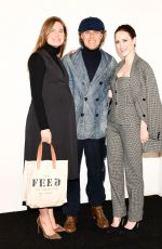 RACHEL BROSNAHAN at Ralph Lauren Show at New York Fashion Week 02/12/2018