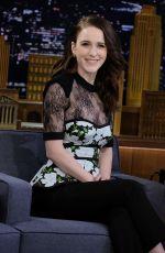 RACHEL BROSNAHAN at Tonight Show Starring Jimmy Fallon in New York 02/08/2018