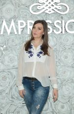 RACHEL MULLINS at Gretchen Christine x Impressions Vanity PopUpParty in West Hollywood 02/10/2018