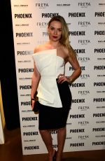 RACHEL PARRY-DIXON at A Celebration of Independence Party at London Fashion Week 02/15/2018