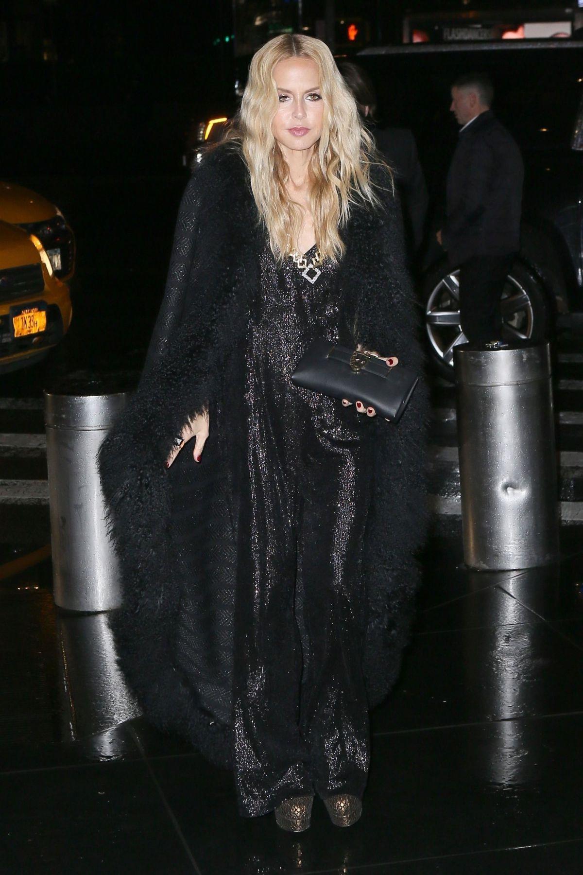 Rachel Zoe's Favorite Looks From New York Fashion Week 49