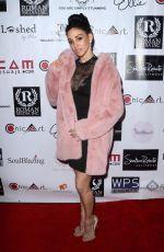RACHELE ROYALE at 4th Annual Roman Media Pre-Oscars Event in Hollywood 02/26/2018