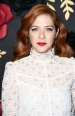 RACHELLE LEFEVRE at Unreal and Mary Kills People Party in Los Angeles 02/13/2018