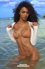 RAQVEN LYN in Sports Illustrated Swimsuit Issue 2018