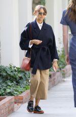 RASHIDA JONES Out Shopping in West Hollywood 02/10/2018