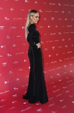 REBECCA VALLANCE at Inaugural Museum of Applied Arts and Sciences Centre for Fashion Ball in Sydney 02/01/2018