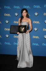 REED MORANO at 2018 Directors Guild Awards in Los Angeles 02/03/2018
