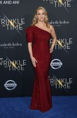 REESE WITHERSPOON and AVA PHILLIPPE at A Wrinkle in Time Premiere in Los Angeles 02/26/2018
