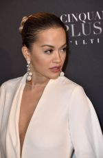 RITA ORA at Fifty Shades Freed Premiere in Paris 02/06/2018