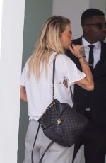 RITA ORA Out in Miami 02/24/2018