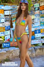 ROBIN HOLZKEN in Sports Illustrated Swimsuit 2018 Issue
