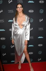 ROBYN LAWLEY at Sports Illustrated Swimsuit Issue 2018 Launch in New York 02/14/2018