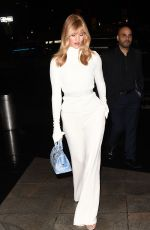 ROSIE HUNTINGTON-WHITELEY at Brandon Maxwell Fashion Show at NYFW in New York 02/11/2018
