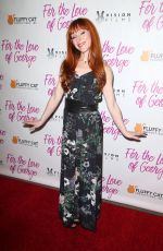 RUTH CONNELL at For the Love of George Premiere in Los Angeles 02/12/2018