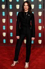 RUTH WILSON at BAFTA Film Awards 2018 in London 02/18/2018