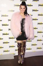 SAARA AALTO at Fabulous Magazine 10th Birthday Party in London 02/06/2018